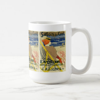 Salon des Cent ~ Exposition Internationale Coffee Mug