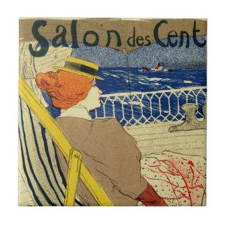 Salon des Cent ~ Exposition Internationale Tile