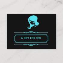 Salon Gift Certificate (Turquiose)