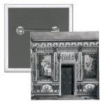 Salón griego, de 'arquitectónico pin cuadrado