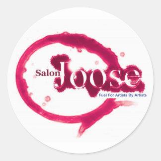 Salon Joose Stickers