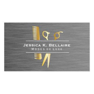 Salon | Modern Luxe Business Card