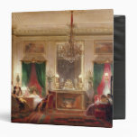 Salon of Princess Mathilde Bonaparte 3 Ring Binder