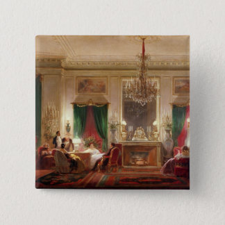 Salon of Princess Mathilde Bonaparte Button