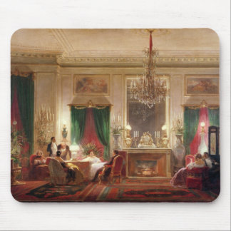 Salon of Princess Mathilde Bonaparte Mouse Pad