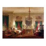 Salon of Princess Mathilde Bonaparte Postcard