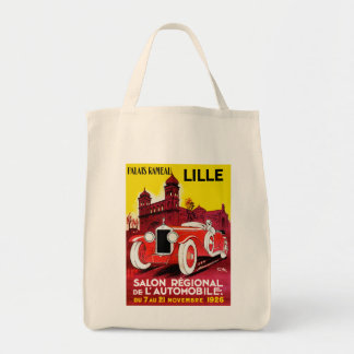Salon Regional De L'Automobile ~ Lille Tote Bag