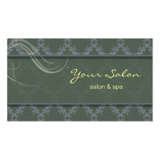 salon_spa_business Double-Sided standard business cards (Pack of 100)