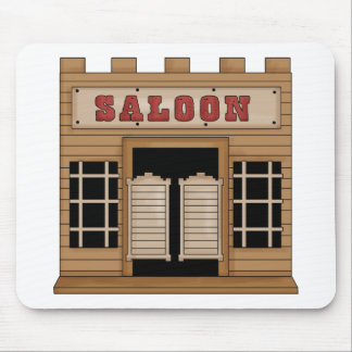 Saloon Mouse Pad