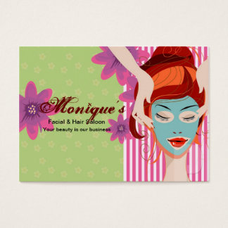Saloon/Spa Business Card - PMP