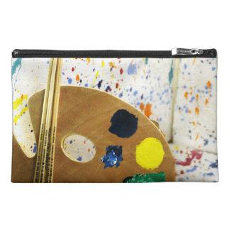 Salpicadura de la pintura de los artistas y