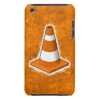 Salpicadura del cono de la seguridad de tráfico iPod touch Case-Mate protectores