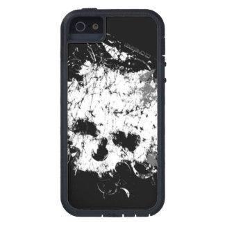 Salpicadura del cráneo iPhone 5 funda