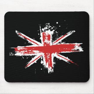 Salpicadura Mousepad de Union Jack