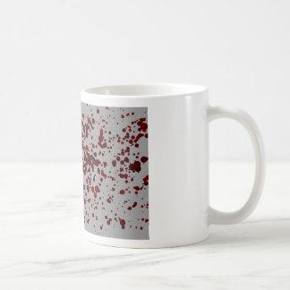 Salpicón de la sangre taza