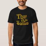 salsa 70s playeras