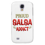 Salsa Addict Galaxy S4 Covers