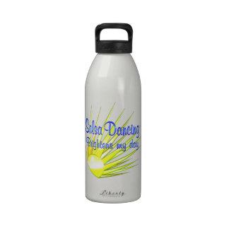 Salsa Brightens Drinking Bottles