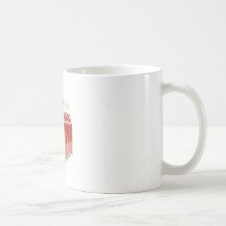 Salsa candente taza de café