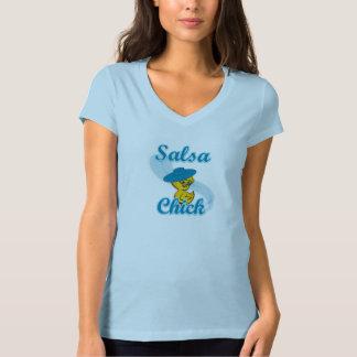 Salsa Chick #3 T-Shirt