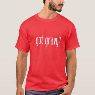 ¿Salsa conseguida? Camiseta
