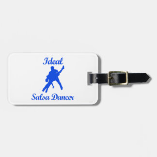 SALSA DANCE designs Bag Tag