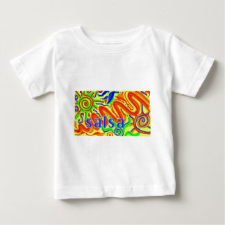 Salsa Dance Fun infant t-shirt