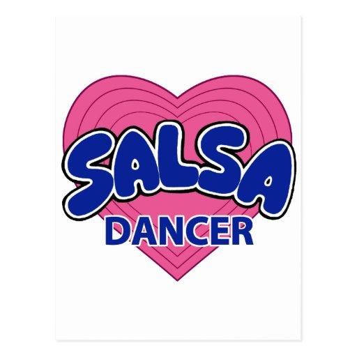 SALSA DANCER-1 POSTAL