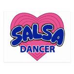 SALSA DANCER-1 TARJETA POSTAL