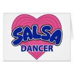 SALSA DANCER-1 TARJETON