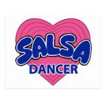 SALSA DANCER-3 POSTAL