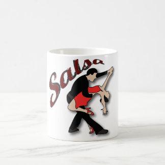 Salsa Dancers Coffee Mug