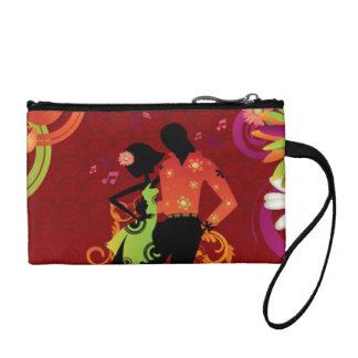Salsa dancing - coin purse