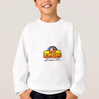 Salsa Dancing - even a monkey ca do it Sweatshirt