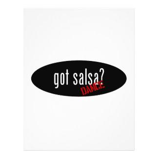 Salsa Dancing Items – got salsa Flyer