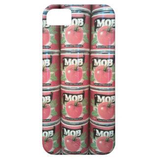 Salsa de tomate de la multitud iPhone 5 funda