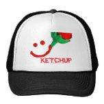 salsa de tomate gorras