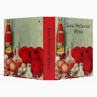 Salsa de tomate italiana de las pimientas de las