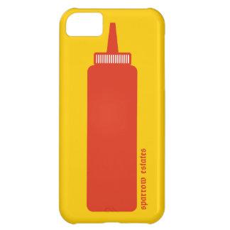 Salsa de tomate - serie americana del espectro funda para iPhone 5C