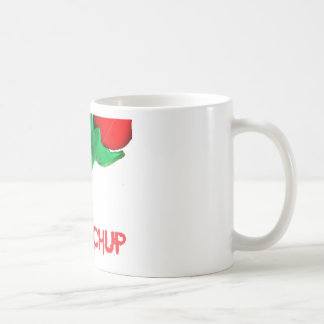 salsa de tomate tazas