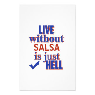 SALSA DESIGN STATIONERY