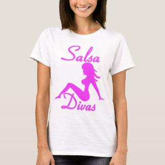 Salsa Diva Dance Shirt