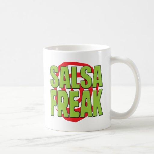 Salsa Freak G Mugs
