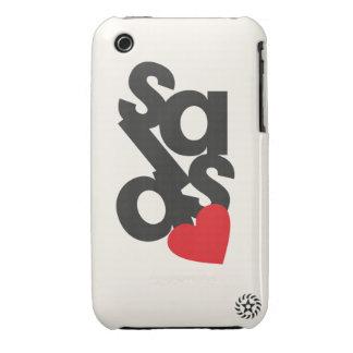 Salsa iPhone 3 Case-Mate Funda
