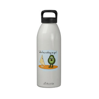 Salsa Has Nothing On You! Reusable Water Bottle