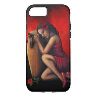Salsa Heartbeat iPhone 8/7 Case
