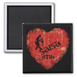Salsa IMH� s7 2 Inch Square Magnet