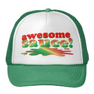 Salsa impresionante gorra