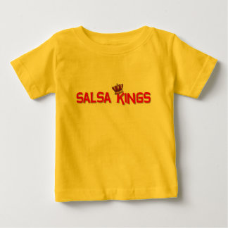 Salsa Kings Children T's Baby T-Shirt