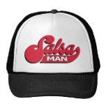 Salsa-Man Gorra